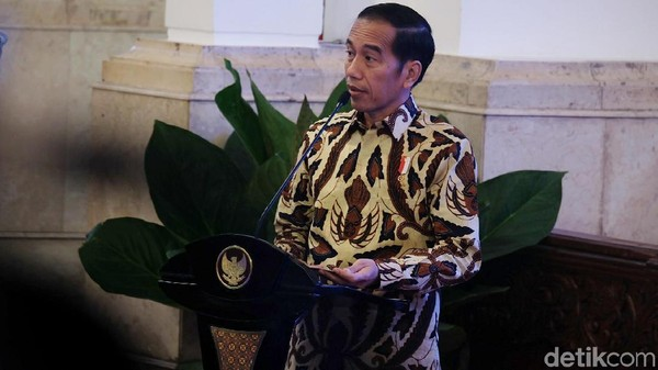 Jokowi: Jangan Sampai Asian Games 2018 Ada Karhutla!