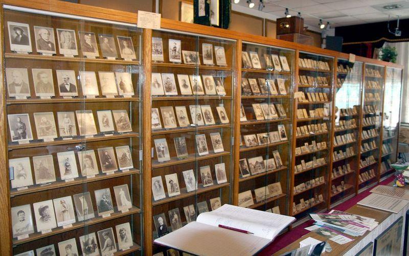 Museum ini bernama Photo Antiquities Museum of Photographic History. (photoantiquities.org)