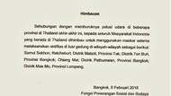 Polusi Udara di Thailand Memburuk, WNI Diimbau Pakai Masker