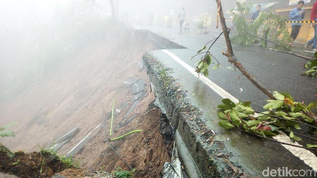 Ada Longsor, Badan Geologi Periksa Pergerakan Tanah di Kabupaten Bogor