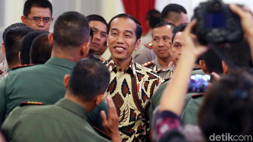 Jokowi Beri Arahan Pencegahan Kebakaran Hutan dan Lahan