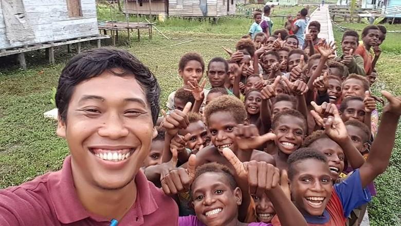 Dokter di Papua ke BEM UI: Di Asmat, Air Mineral untuk Bilas Daki