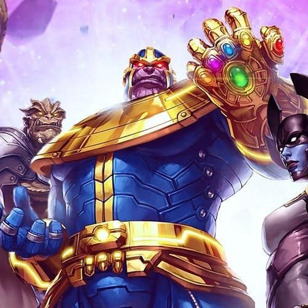 Avengers: Infinity War Ungkap Villain Baru di Seri Merchandise