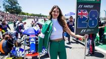 F1 Rekrut Anak-anak untuk Gantikan Grid Girls