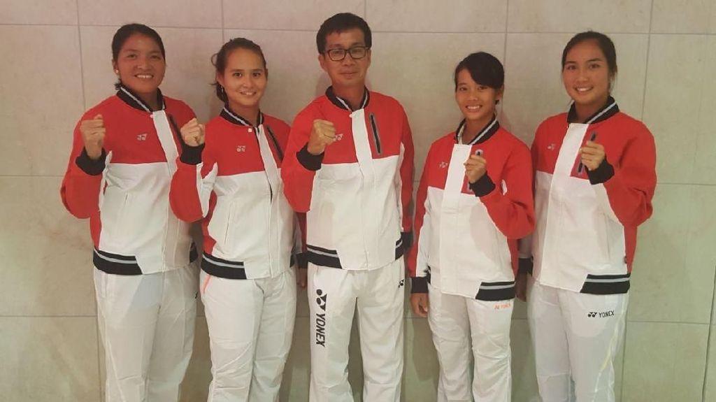 Tim Fed Indonesia Naik Kelas