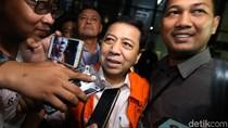 Buku Hitamnya Disoal SBY, Novanto: Kita Lihat Perkembangannya
