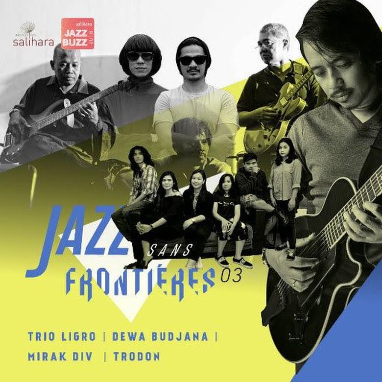 Salihara Gelar Jazz Buzz Lagi Tahun Ini