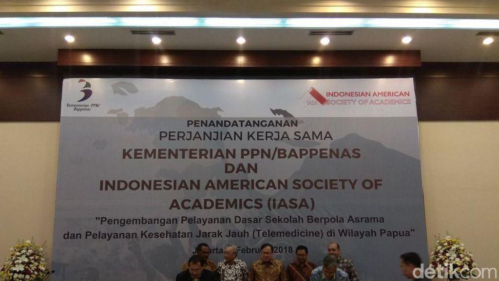Ikut Bangun Papua, Diaspora RI Siap Gelontorkan Rp 4,7 M/Tahun