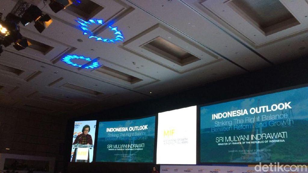 Sri Mulyani Minta Swasta Lebih Gencar Bangun Infrastruktur