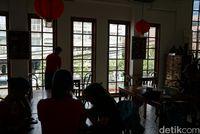 Bagian atas Pantjoran Tea House (Shinta/detiktravel)