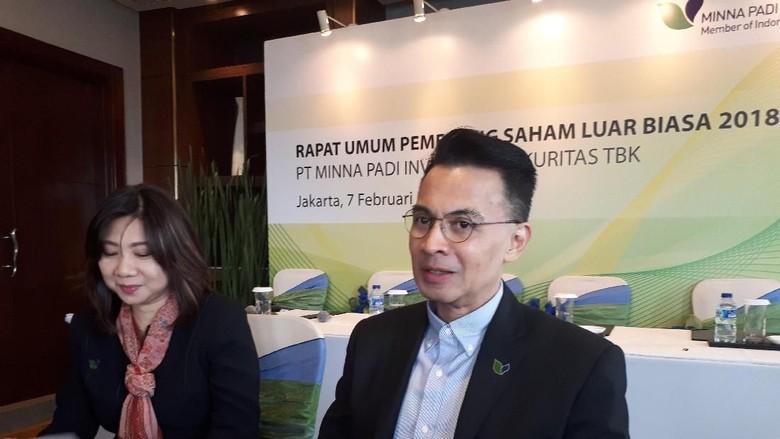 Niat Caplok Bank Muamalat, PADI Dapat Restu Terbitkan Saham Baru