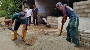 Ini Dia Program Padat Karya Cash Pertama Jokowi