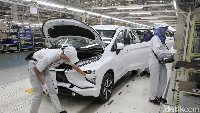 Mitsubishi Kewalahan Penuhi Permintaan Xpander, Ekspor Tertunda