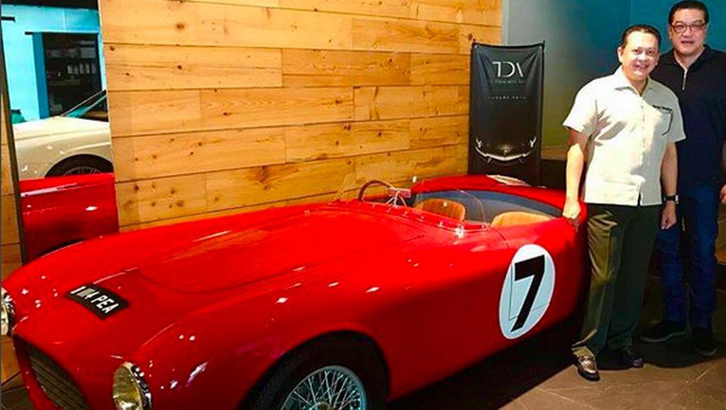 Bamsoet Koleksi Mobil Mewah Sejak 10 Tahun Lalu