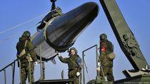 Rusia Siagakan Rudal Berkemampuan Nuklir di Kaliningrad