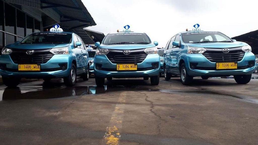 Taksi Mulai Bergeser ke MPV