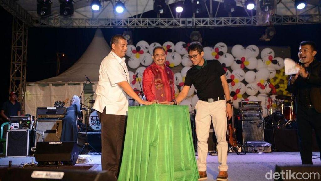 Sumatera Barat Luncurkan 58 Event Wisata Sepanjang 2018