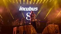 Manggung di Jakarta, Vokalis Incubus Ucap Terima Kasih Terus