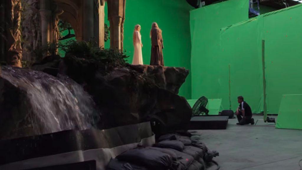 Realita di Balik Adegan Super Keren Film Terkenal
