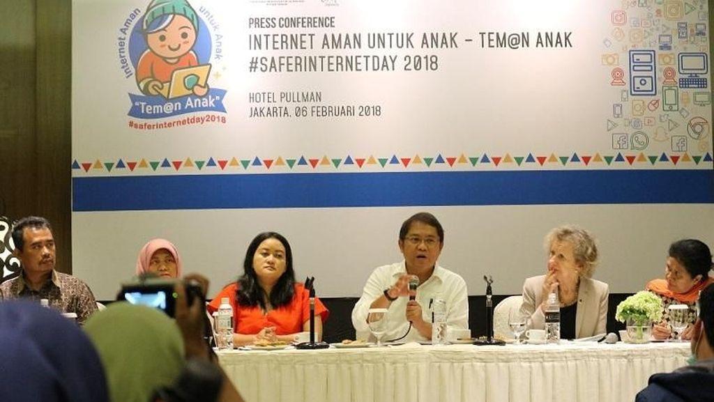 Kominfo Sediakan 289 Ribu Situs Ramah Anak