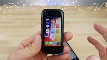 Penampakan iPhone 7 Plus Terkecil di Dunia