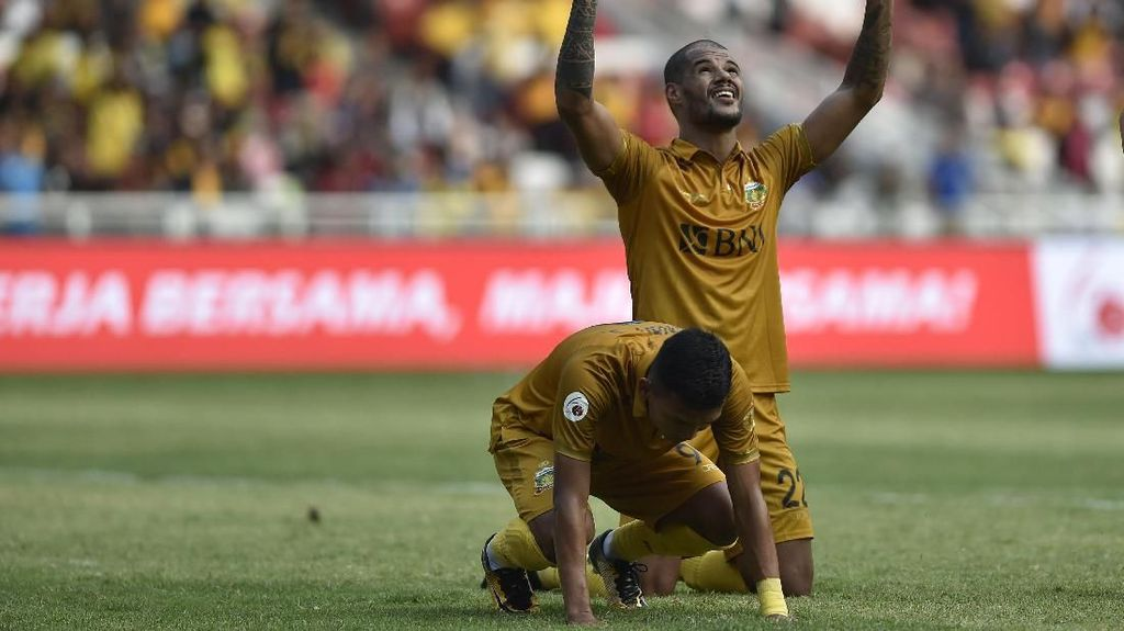 Bhayangkara FC Akan Bermarkas di Stadion PTIK, tapi...