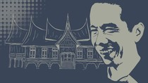 Safari Jokowi Merebut Hati di Ranah Minang