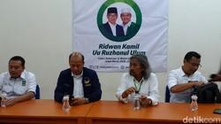 Ridwan Kamil-Uu Gelar Rapat Konsolidasi di Sabuga Bandung