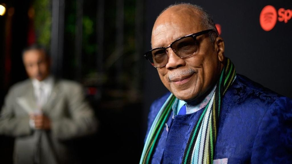 Quincy Jones Ejek The Beatles, U2, hingga Michael Jackson