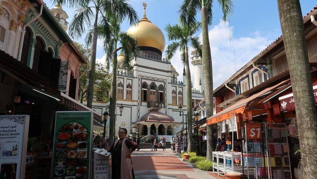 Wisata Halal di Tengah Kota Singapura