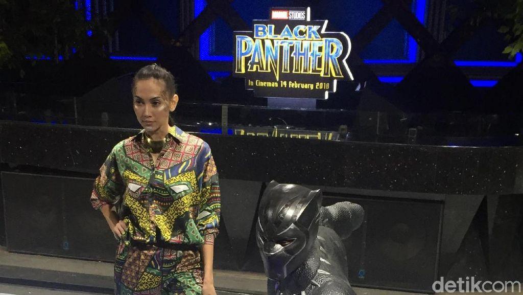Saat Desainer Indonesia Ciptakan Koleksi Bertema Black Panther