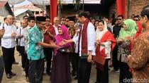 Tiga Hari Kunker di Tanah Minang, Jokowi Kembali ke Ibu Kota