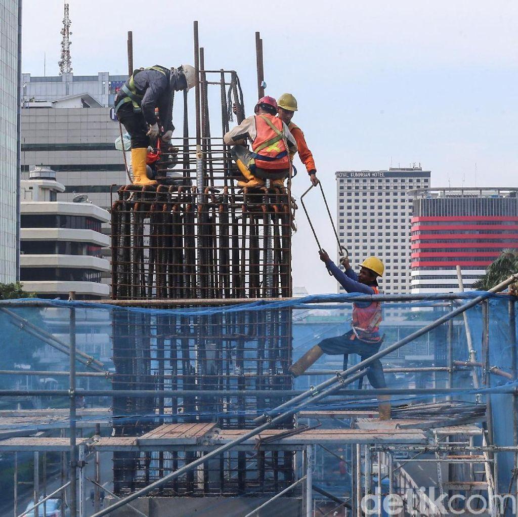Utang BUMN Karya Naik, untuk Bangun Infrastruktur?