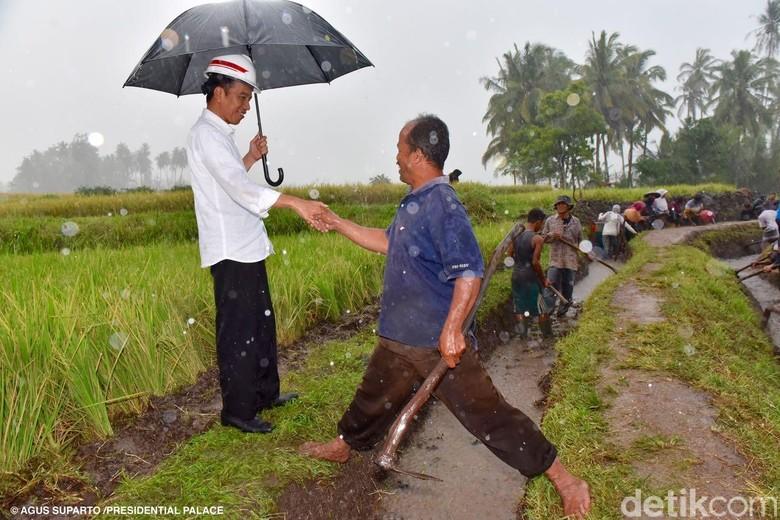 Melihat Cara Jokowi Berbahasa Daerah Menyapa Warga