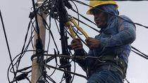 PLN Gilir Pemadaman Listrik 8 Jam/Hari di Riau