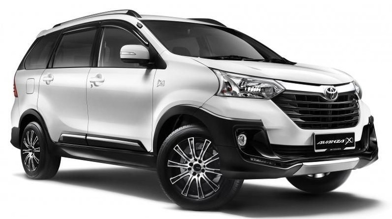 Avanza Bergaya Crossover Toyota Malaysia Dilirik Indonesia