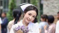 15 Pesona Perawat Cantik Ini Bisa Buat Kamu Betah di Rumah Sakit