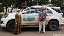 Asyiknya! Bermobil Keliling 28 Negara, Pasangan Indonesia Ini Cicip Berbagai Makanan