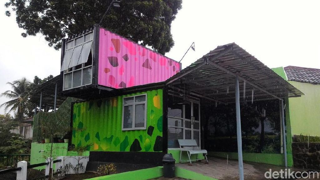 Siapa Sangka, Gedung Warna-warni di Boyolali Ini Ternyata Kamar Mayat