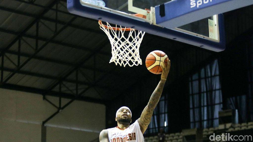 Tim Basket Indonesia Pecundangi Timor Leste