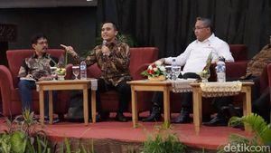 Dialog Bareng MenDes, Bupati Anas Bahas Smart Kampung di Banyuwangi