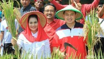 Puti Soekarno Janjikan Kebijakan Pro Pertanian