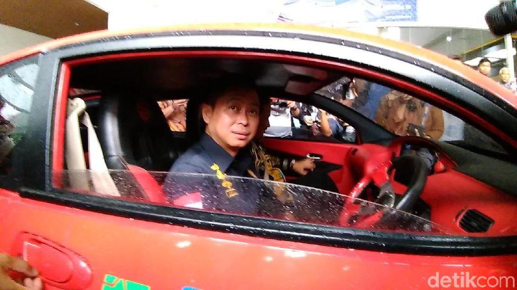 Jonan Dorong Universitas dan Industri Kembangkan Mobil Listrik