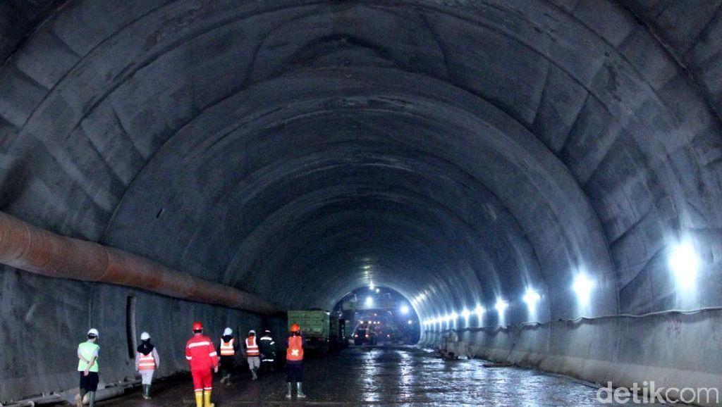 Apa Kabar Rencana Sandi Kawinkan Tol dengan Terowongan Raksasa di DKI?