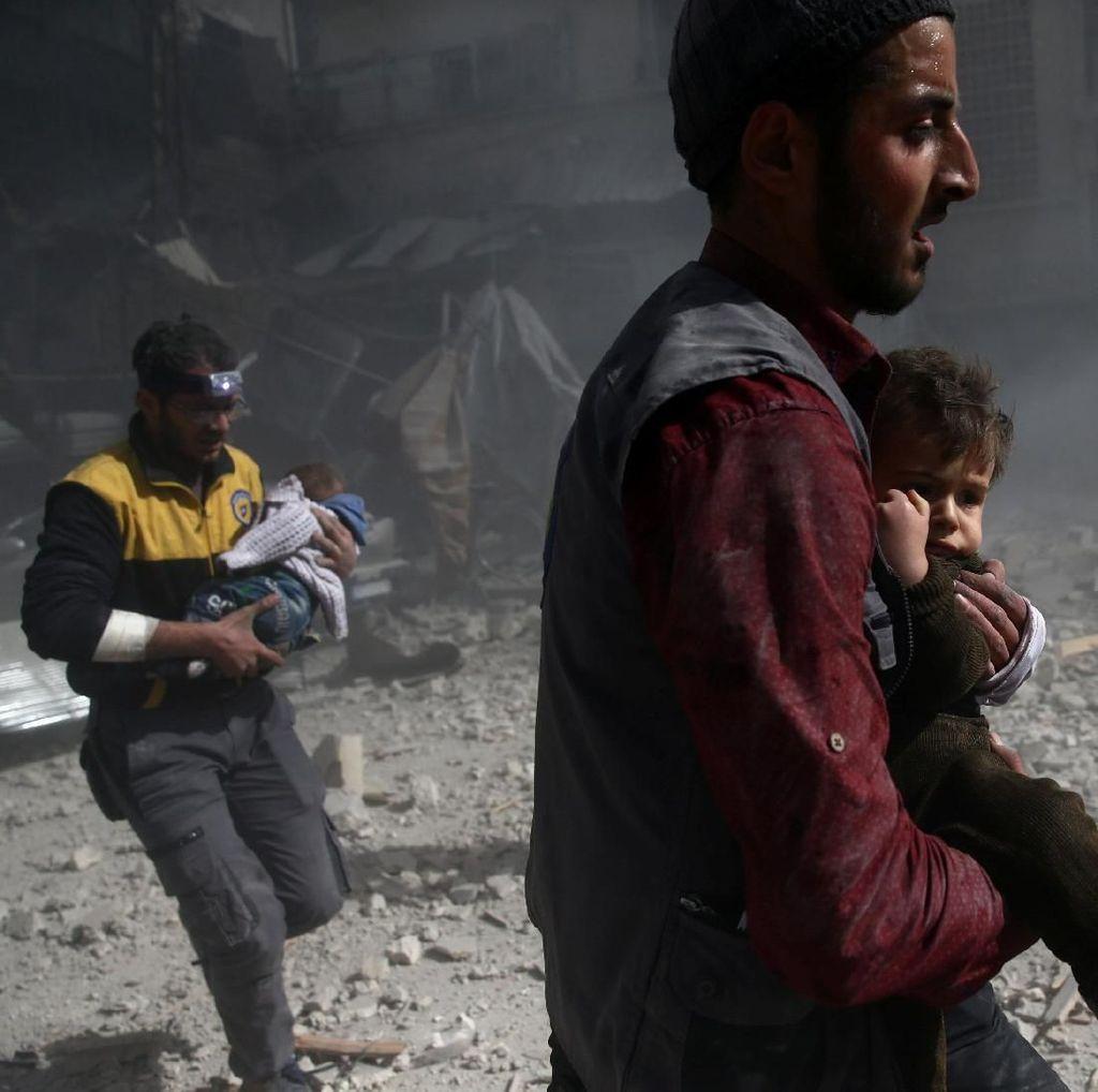 Saat PBB Kehabisan Kata Soal Anak-anak yang Tewas di Suriah