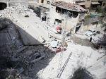 Warga Sipil Ghouta Timur Tewas Akibat Serangan Suriah, PBB Khawatir