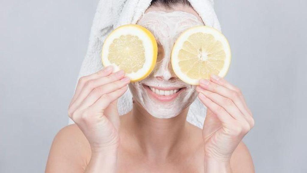 Dapatkan Kulit Cerah dengan 5 Racikan Lemon Ini