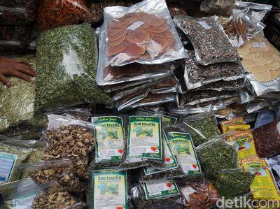 Racikan Herbal Glodok yang Legendaris