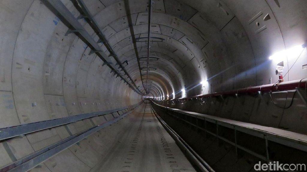 Groundbreaking MRT Jakarta Fase II Mulai Desember 2018