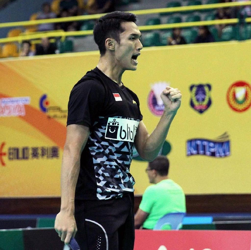 Tim Putra Indonesia Juga ke Semifinal Usai Libas Jepang 3-0
